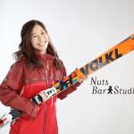 「おしゃれなスタジオにびっくり!」スキークロス 梅原玲奈 選手